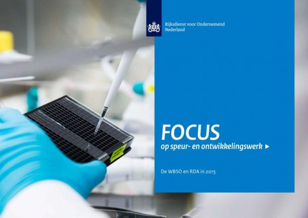 thumbnail of Focus_op_speur_en_ontwikkelingswerk_WBSO_RDA_2015