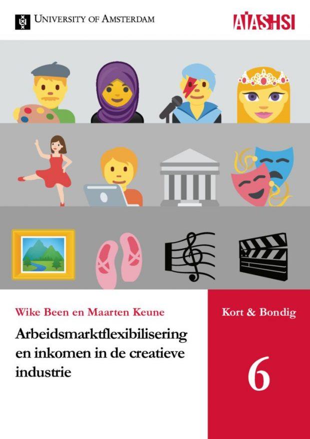 thumbnail of Been & Keune 2021_arbeidsmarktflexibilisering en inkomen in de creatieve industrie